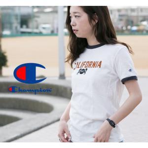 【Champion チャンピオン】アメカジ プリント リンガー Tシャツ C3-K313 jeansstation 06