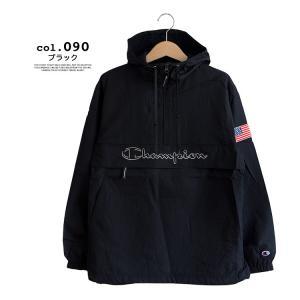 【 Champion チャンピオン 】ロゴアノラックパーカ C3-L609 jeansstation 08