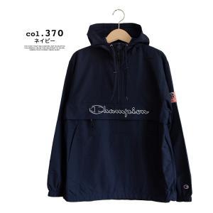 【 Champion チャンピオン 】ロゴアノラックパーカ C3-L609 jeansstation 09