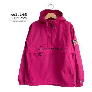 【 Champion チャンピオン 】ロゴアノラックパーカ C3-L609 jeansstation 10