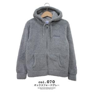 【 Champion チャンピオン 】ボアフリースフルジップパーカ C3-L615|jeansstation|04
