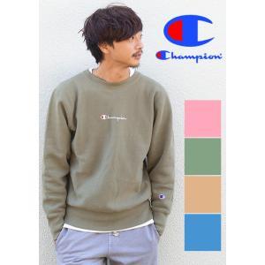 【 Champion チャンピオン 】リバースウィーブ クルーネックスウェット C3-N006|jeansstation|11