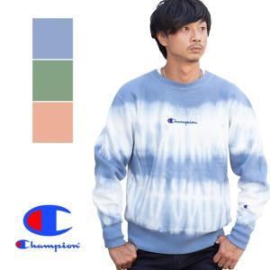 【Champion チャンピオン】リバースウィーブ クルーネックスウェット C3-N007|jeansstation