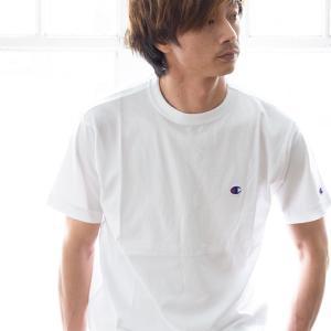 【Champion チャンピオン】ワンポイントロゴ 刺繍 ベーシック 半袖Tシャツ C3-P300|jeansstation|03