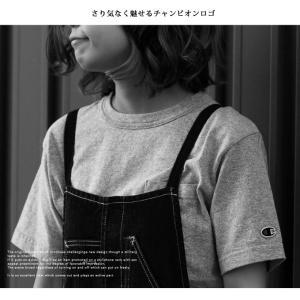【CHAMPION チャンピオン】T1011 ポケット付 ヘビーウエイト クルーネック Tシャツ C5-B303 C5-M304 C5-P305|jeansstation|06