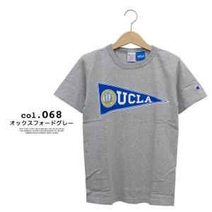 【Champion チャンピオン】T1011 UCLA カレッジプリントS/S Tシャツ C5-K303|jeansstation|03