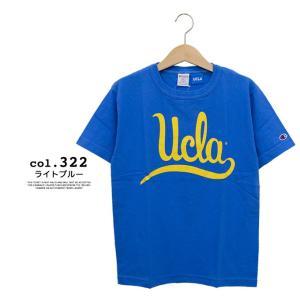 【Champion チャンピオン】T1011 UCLA カレッジプリントS/S Tシャツ C5-K303|jeansstation|04