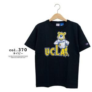 【Champion チャンピオン】T1011 UCLA カレッジプリントS/S Tシャツ C5-K303|jeansstation|05