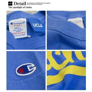 【Champion チャンピオン】T1011 UCLA カレッジプリントS/S Tシャツ C5-K303|jeansstation|06