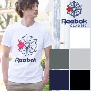 【Reebok リーボック】リーボック クラシック スタークレスト ロゴTシャツ DTT92/BQ3505/CD8393/CD8392/BQ3499/BQ3474 jeansstation