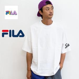FILA×SHETAコラボライン Tシャツ  FILA Heritage(フィラヘリテージ)×SHE...