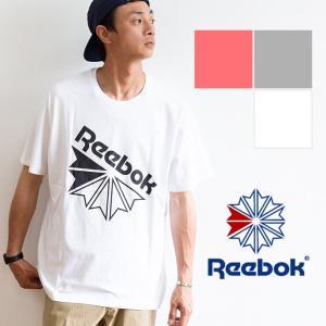 【SALE!!】【 Reebok リーボック 】 CLASSIC GP スタークレスト ロゴ S/S Tシャツ FRZ68 jeansstation