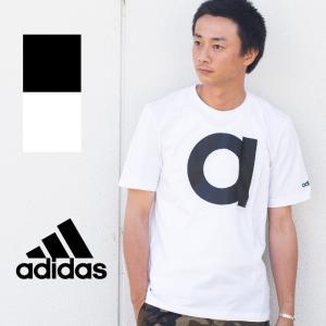 【SALE!!】【 adidas アディダス 】トレーニングウェア M CORE ブランドTシャツ 半袖 FSG32|jeansstation