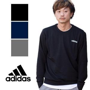 【SALE!!】【adidas アディダス】M CORE ベーシック クルーネックスウェット FSG87|jeansstation
