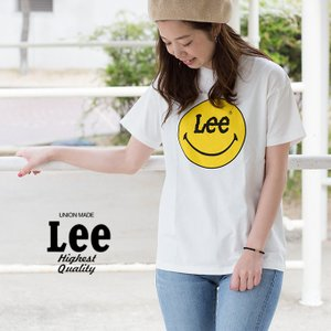 【Lee リー】 Lee × SMILEY PRINT TEE プリント Tシャツ LS7382-049|jeansstation|03