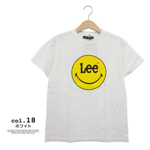 【Lee リー】 Lee × SMILEY PRINT TEE プリント Tシャツ LS7382-049|jeansstation|08