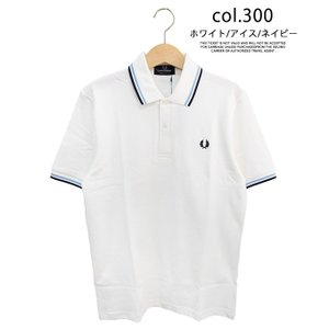 【 FRED PERRY フレッドペリー 】TWIN TIPPED FRED PERRY SHIRT M12N|jeansstation|11