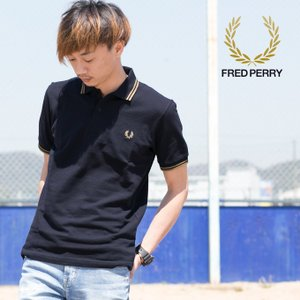 【 FRED PERRY フレッドペリー 】TWIN TIPPED FRED PERRY SHIRT M12N|jeansstation|06