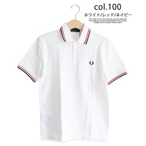 【 FRED PERRY フレッドペリー 】TWIN TIPPED FRED PERRY SHIRT M12N|jeansstation|07