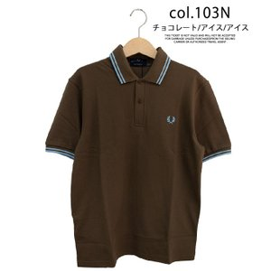 【 FRED PERRY フレッドペリー 】TWIN TIPPED FRED PERRY SHIRT M12N|jeansstation|08