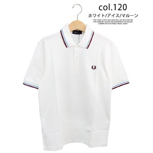 【 FRED PERRY フレッドペリー 】TWIN TIPPED FRED PERRY SHIRT M12N|jeansstation|09