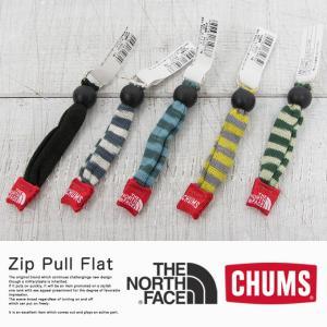 【THE NORTH FACE × CHUMS ザ ノースフェイス × チャムス】ジッププル フラット NN71307