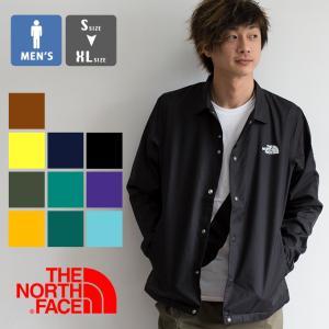 ハイスペックとハイデザインが絶妙に融合した、ノースのコーチジャケット。  巷で人気爆発中の「THE ...