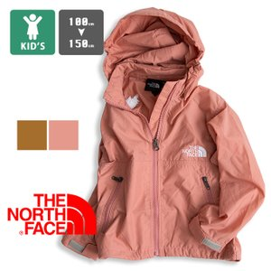 【THE NORTH FACE ザノースフェイス】キッズ コンパクトジャケット NPJ21810