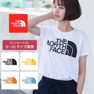 【THE NORTH FACE ザ ノースフェイス】 ショートスリーブ シンプルロゴ Tシャツ NT31849