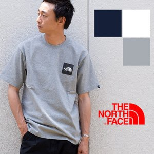 【THE NORTH FACE ザノースフェイス】S/S SMALL SQUARE LOGO TEE スモール スクエア ロゴ S/S Tシャツ NT31900