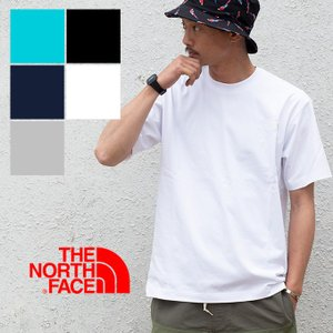【THE NORTH FACE ザノースフェイス】S/S SILHOUETTE TEE ロゴ刺繍 S/S Tシャツ NT31948