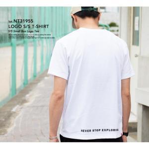 【THE NORTH FACE ザノースフェイス】S/S Small Box Logo Tee スモールボックスロゴ 半袖Tシャツ NT31955|jeansstation|03