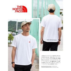 【THE NORTH FACE ザノースフェイス】S/S Small Box Logo Tee スモールボックスロゴ 半袖Tシャツ NT31955|jeansstation|04