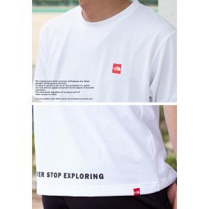 【THE NORTH FACE ザノースフェイス】S/S Small Box Logo Tee スモールボックスロゴ 半袖Tシャツ NT31955|jeansstation|05