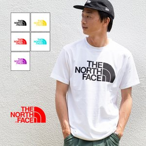 【THE NORTH FACE ザノースフェイス】S/S Simple Logo Tee  ショートスリーブシンプルロゴTシャツ NT31956 jeansstation