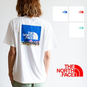 【 THE NORTH FACE ザノースフェイス 】S/S LOAD TO JOSHUA TEE ロゴプリント S/S Tシャツ NT31986 jeansstation