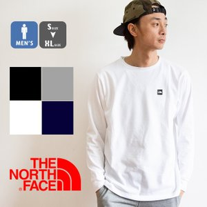 【 THE NORTH FACE ザノースフェイス 】 L/S Small Box Logo Tee ロングスリーブ スモールボックス ロゴT NT32041 /20SS|jeansstation