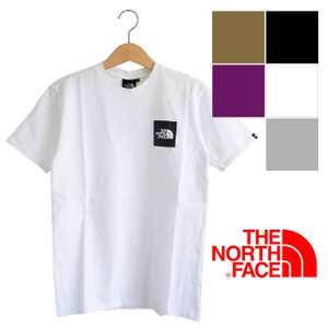 【 THE NORTH FACE ザ ノースフェイス 】S/S SQUARE LOGO TEE スクエア ロゴ S/S Tシャツ NT81930 / NT81930EC|jeansstation