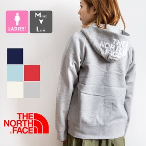 【 THE NORTH FACE ザノースフェイス 】 W's Rearview FullZip Hoodie ウィメンズ リアビューフルジップフーディ NTW61955|jeansstation