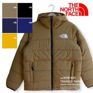 【 THE NORTH FACE ザノースフェイス 】 トランゴパーカ メンズ Trango Parka NY81831|jeansstation