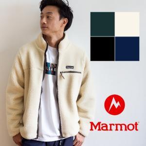 【 Marmot マーモット 】 Sheep Fleece Jacket シープフリースジャケット TOMOJL38|jeansstation