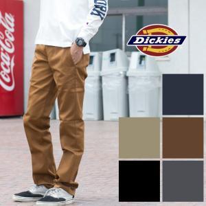 【Dickies ディッキーズ】タイト ローライズ ワーク チノ パンツ WD874 jeansstation
