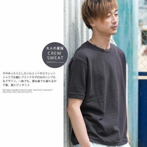 【WILDTHINGS ワイルドシングス】S/S スウェット シャツ WT17030S|jeansstation|04