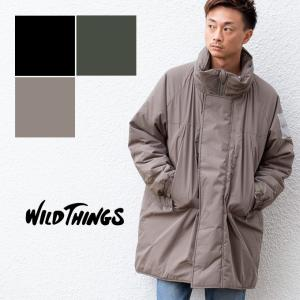 【WILDTHINGS ワイルドシングス】MONSTER PARKA モンスター パーカ WT18104N jeansstation