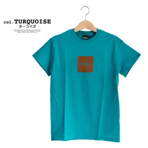 【SALE!!】【WILDTHINGS ワイルドシングス】SQUARE WILD THINGS スクエアロゴS/S Tシャツ WT19031H|jeansstation|08