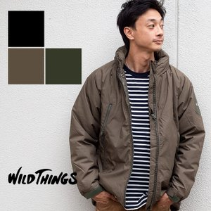 【 WILDTHINGS ワイルドシングス 】 HAPPY JACKET ハッピージャケット WT19103SN|jeansstation