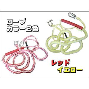 のびのびアンカーロープ 2色選択 jecars