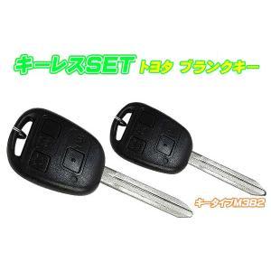 キーレスエントリー トヨタタイプ  アンサーバック機能付き  ブランクキー付き jecars