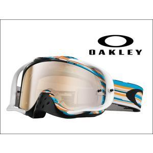 オークリー MX ゴーグル クローバー MX OO7025-23