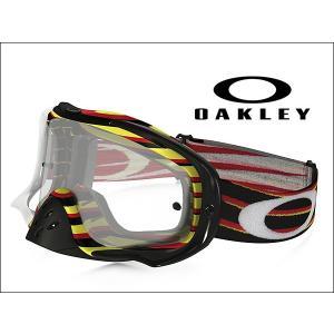 オークリー MX ゴーグル クローバー MX OO7025-29